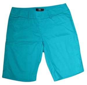 Mossimo Supply Co. Bermuda Shorts Teal