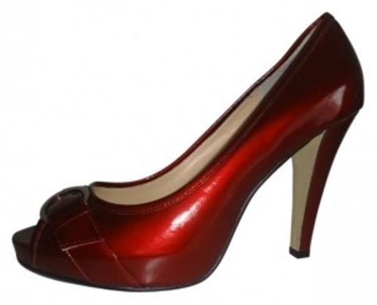 Preload https://item5.tradesy.com/images/preview-international-red-candy-apple-peep-pumps-size-us-85-regular-m-b-28299-0-0.jpg?width=440&height=440