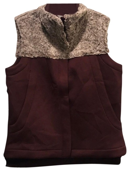 Item - Maroon Hyb Thermal 3d Vest Size 12 (L)