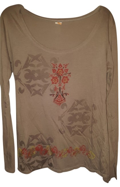 lucy T Shirt Gray