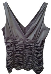Express Top Metallic Silver