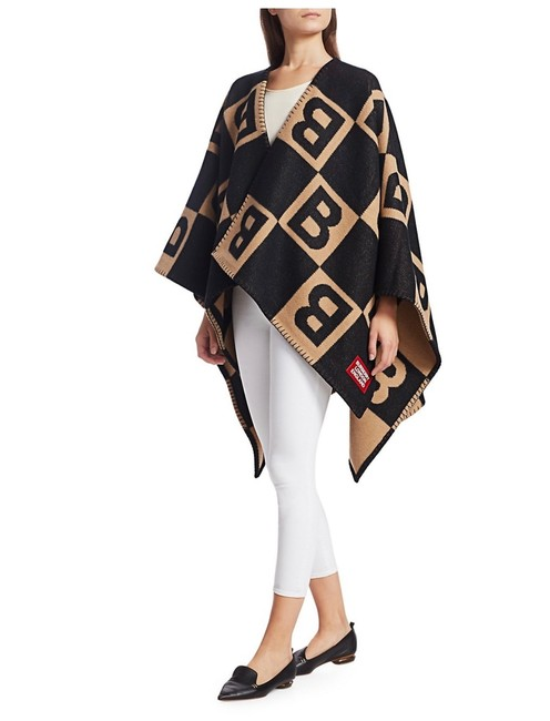 Item - Multicolor 0400011275066 Poncho/Cape Size OS (one size)
