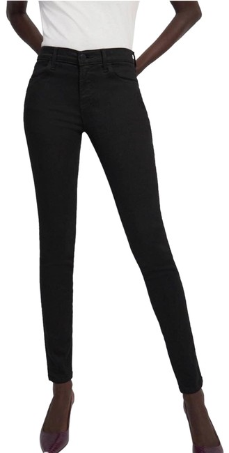 Item - Black New Ankle Skinny Jeans Size 25 (2, XS)