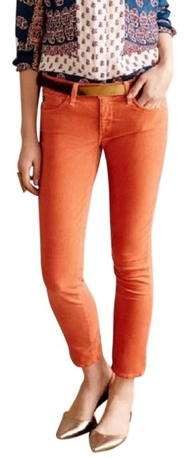 Item - Orange Stevie Corduroy Pants Size 28 (4, S)
