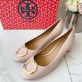 Tory Burch Pink Caterina Pumps Size US 6 Regular (M, B) Tory Burch Pink Caterina Pumps Size US 6 Regular (M, B) Image 1