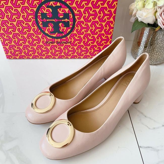 Item - Pink Caterina Pumps Size US 6 Regular (M, B)