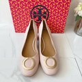 Tory Burch Pink Caterina Pumps Size US 6 Regular (M, B) Tory Burch Pink Caterina Pumps Size US 6 Regular (M, B) Image 3