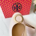 Tory Burch Pink Caterina Pumps Size US 6 Regular (M, B) Tory Burch Pink Caterina Pumps Size US 6 Regular (M, B) Image 5