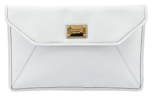Michael Kors Michael Kors Mac Air Book Ivory Leather Cover (40603)