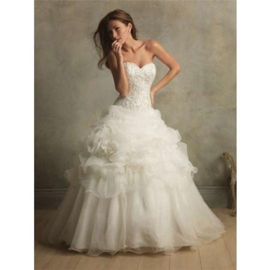 Allure Bridals C164 Formal Wedding Dress Size 10 (M)