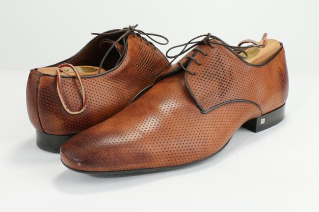 Item - Brown Vendôme Derby Shoes