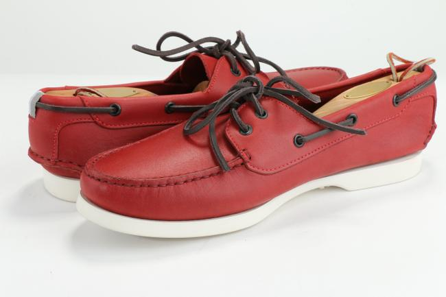 Item - Red World Boat Shoes
