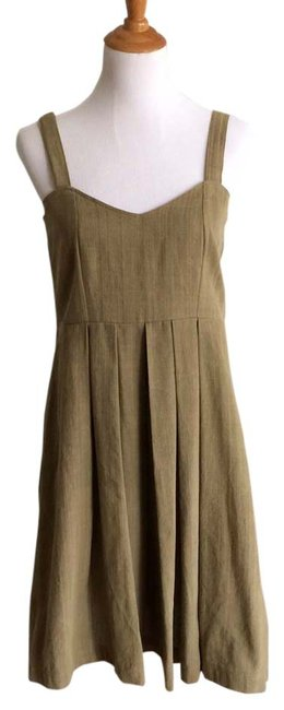 Preload https://item4.tradesy.com/images/boutique-dress-muted-pea-green-2830363-0-0.jpg?width=400&height=650