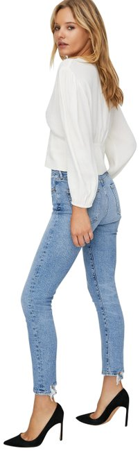 Item - Chit Chat Harlow Ankle Capri/Cropped Jeans Size 27 (4, S)