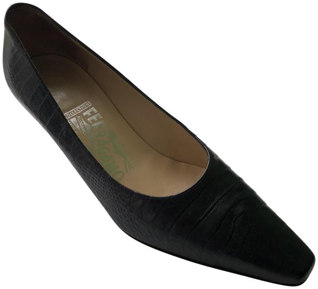 Item - Black Sovrana Pumps Size US 6.5 Regular (M, B)