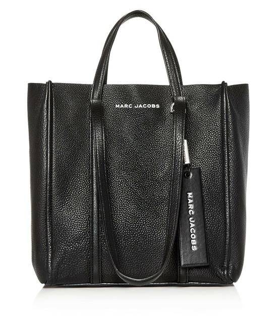 Item - The 27 Black Leather Tote