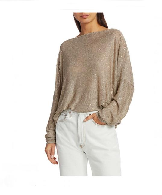 Item - All That Glitters Gold Top