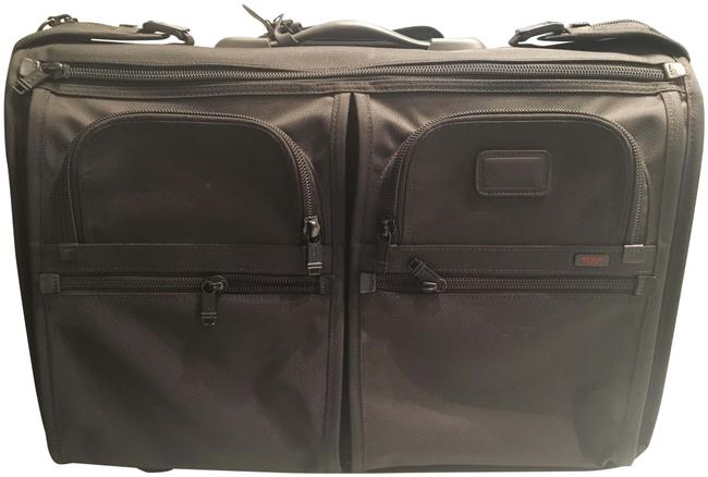 Item - Carry-on Garment Black Weekend/Travel Bag