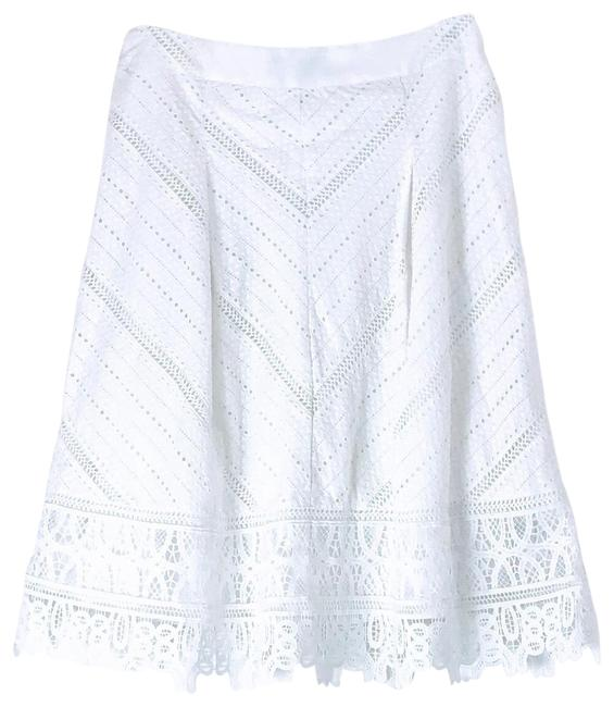 Item - White Skirt Size 8 (M, 29, 30)