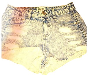 Mudd Cut Off Shorts denim