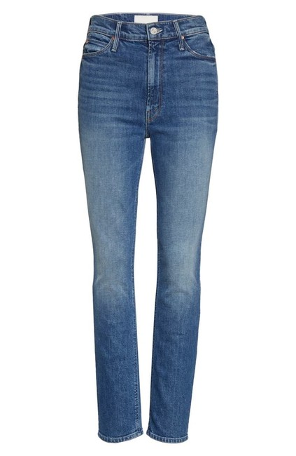 Item - Superior The Dazzler Medium Wash W Tags Cowboys Don't Cry High Rise Crop Distressed Straight Leg Jeans Size 30 (6, M)