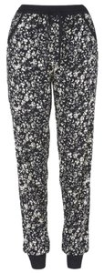 Long Tall Sally Relaxed Pants Black/White