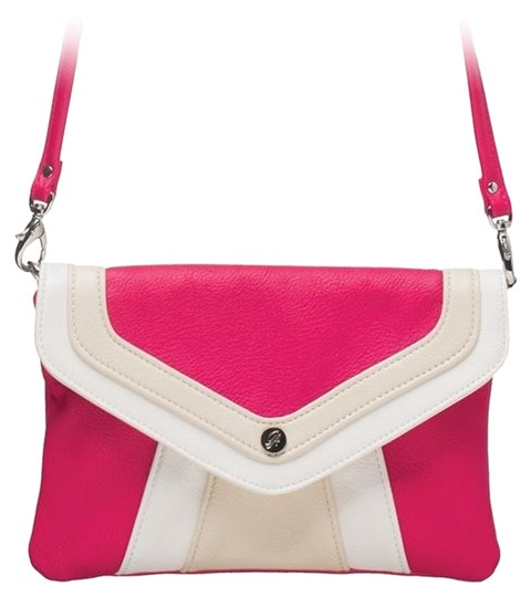 Preload https://item3.tradesy.com/images/ga-convertible-cross-body-clutch-pink-2830612-0-0.jpg?width=440&height=440