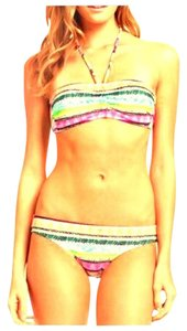 OP vibrant new bikini with tags