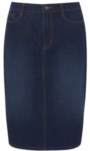 Long Tall Sally Skirt Dark Indigo