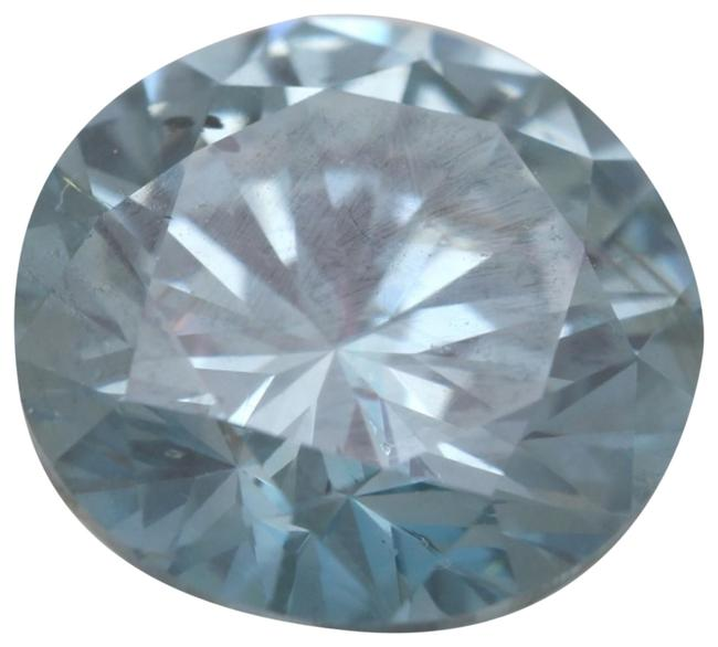 Item - Blue Round Loose Diamond 2.63 Ct Si2 Clarity Igl C6003265