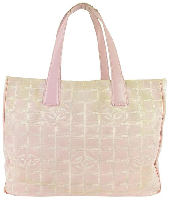 Item - New Line Mm 10ccl1127 Pink Nylon Tote
