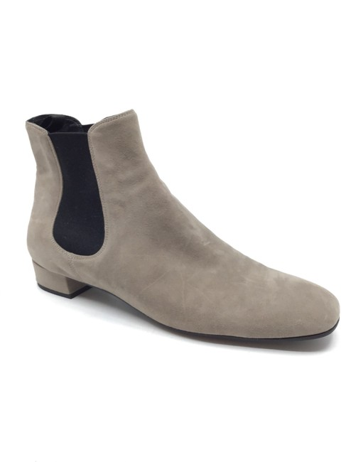 Item - Taupe Suede Chelsea Ankle Boots/Booties Size US 11 Regular (M, B)