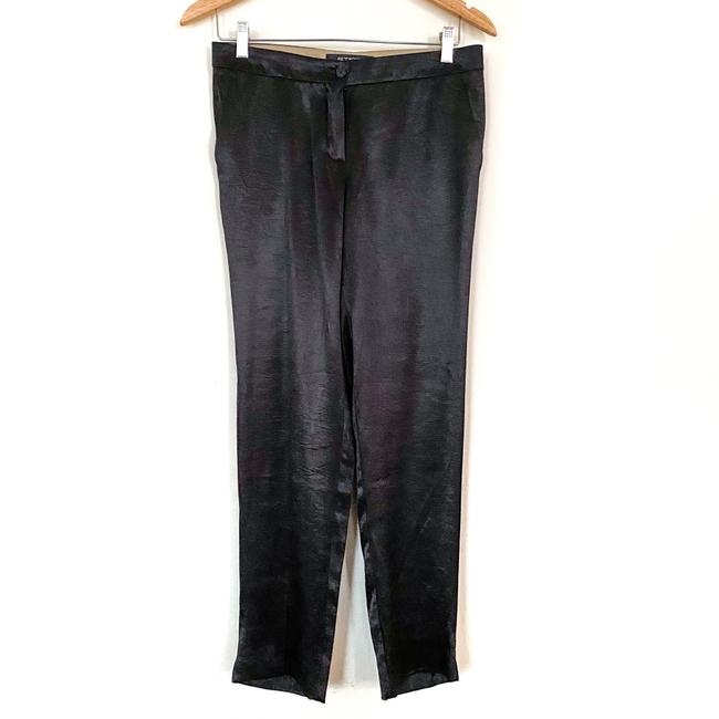 Item - Black Textured 42/ Us Pants Size 8 (M, 29, 30)