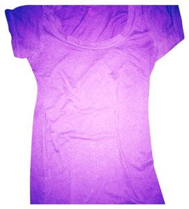 LNA T Shirt purple