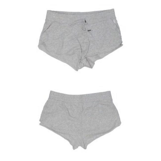 Item - Gray Soft Angel Wings Lounge Shorts Size 12 (L, 32, 33)