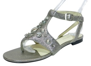 Via Spiga Anthracite Sandals