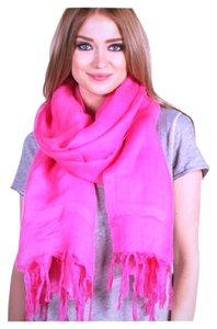 Love Quotes hot pink love qoutes scarf
