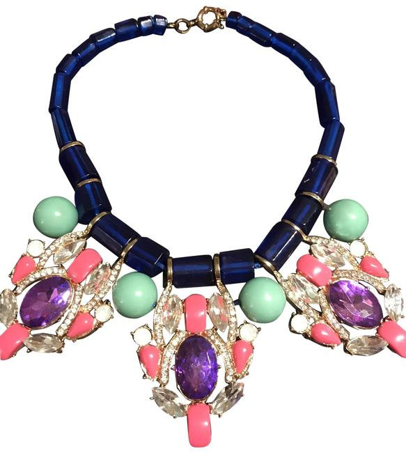 Item - Multicolor New Statement Necklace