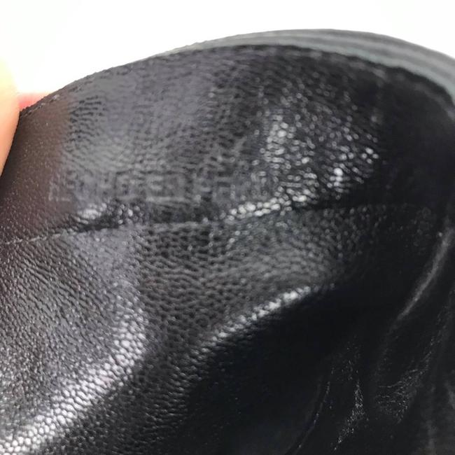 Rachel Comey Black Leather Embossed Heeled Ankle Made In Peru Boots/Booties Size US 9 Regular (M, B) Rachel Comey Black Leather Embossed Heeled Ankle Made In Peru Boots/Booties Size US 9 Regular (M, B) Image 7