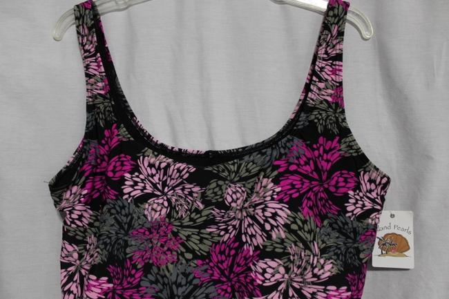 Island Pearls New With Tags Size 24 Island Pearls One - Piece Swimsuit