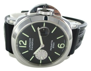 PANERAI PANERAI PAM 107 D REGATTA SPECIAL EDITION BOXES & PAPERWORK WATCH RUBBER LUMINOR