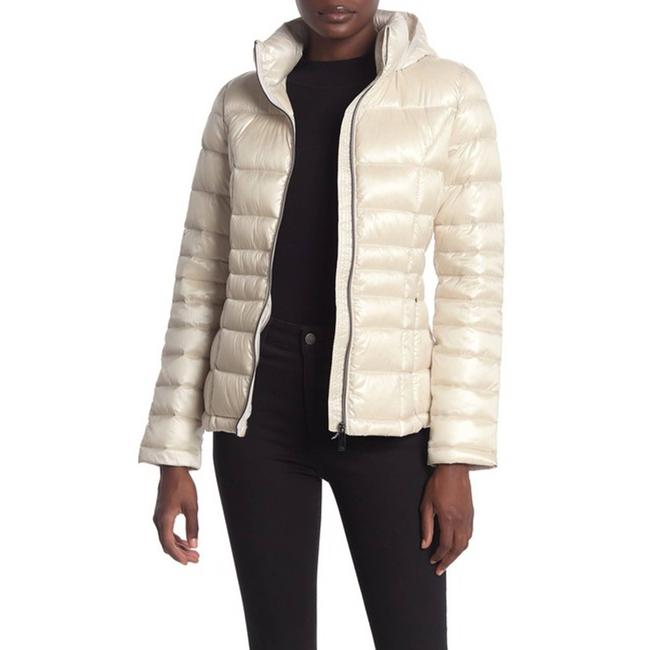 Item - Cream Packable Puffer Jacket Coat Size 12 (L)