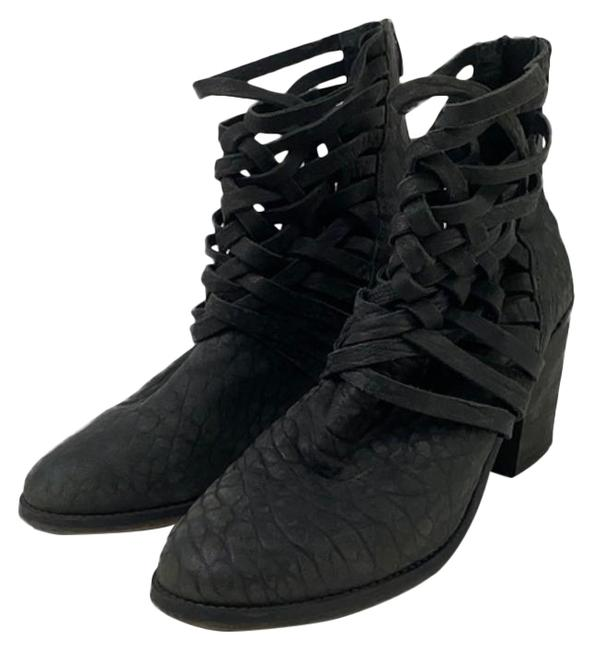 Free People Black Boots/Booties Size US 11 Regular (M, B) Free People Black Boots/Booties Size US 11 Regular (M, B) Image 1