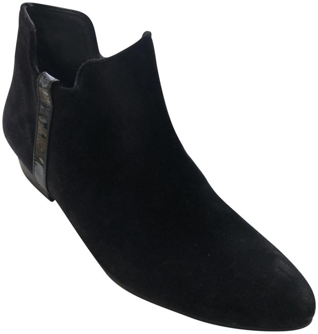 Item - Black Ankle Boots/Booties Size US 7 Regular (M, B)