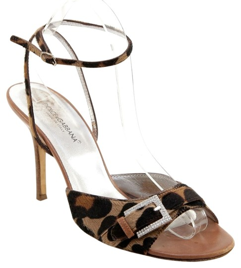 Preload https://item5.tradesy.com/images/dolce-and-gabbana-brown-black-leopard-pony-hair-leather-ankle-strap-silver-38-sandals-size-us-8-regu-2831704-0-0.jpg?width=440&height=440