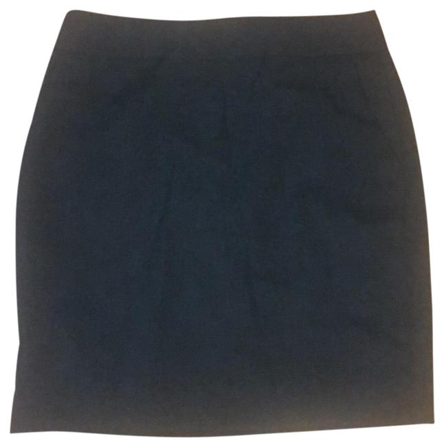 Item - Charcoal Pencil Skirt Size Petite 2 (XS)