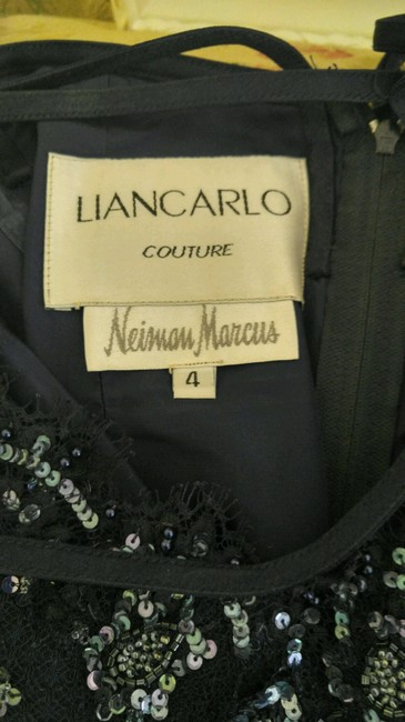 Liancarlo Couture Evening Gown Beaded Evening Gown Size 4 Evening Gown Dress