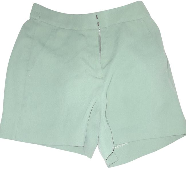Item - Military Green Pleated Shorts Size 0 (XS, 25)