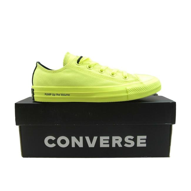 Item - Yellow Opi Chuck Taylor All Star Ox Unisex Low Top Sneakers Size US 6 Regular (M, B)