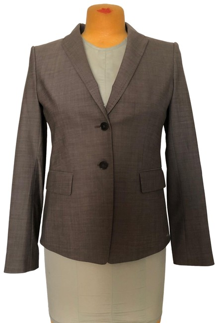 Item - Brown Suit Blazer Size 10 (M)